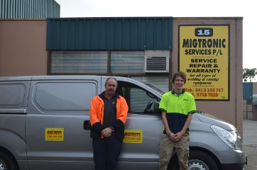 Migtronic Services - Migtronics, welder, repairs, melbourne